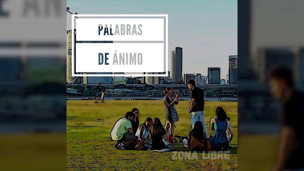 PALABRAS DE ÁNIMO