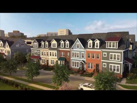 Chelsea Heights Townhomes in Silver Spring, Maryland