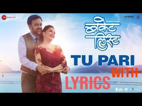 | Tu Pari | तू परी | Lyrics | Bucket List | Shreya Ghoshal And | Rohan Pradhan | Whatsapp Status |