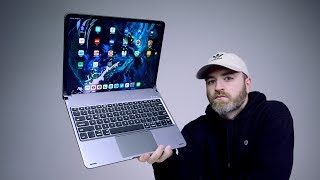 The Apple iPad MacBook Pro