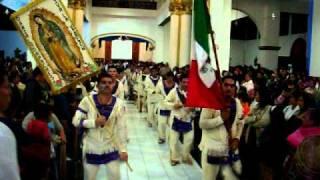 Fiestas Guadalupanas Cihuatlán Jalisco 2010! part 3..