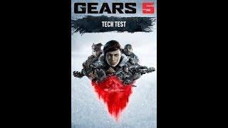 Mi primera vez en Gears 5 Tech Test