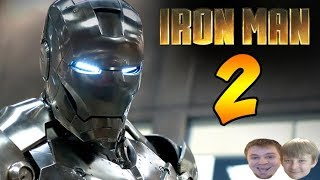 Iron Man Video Game - PART 2 - Learning to Fly