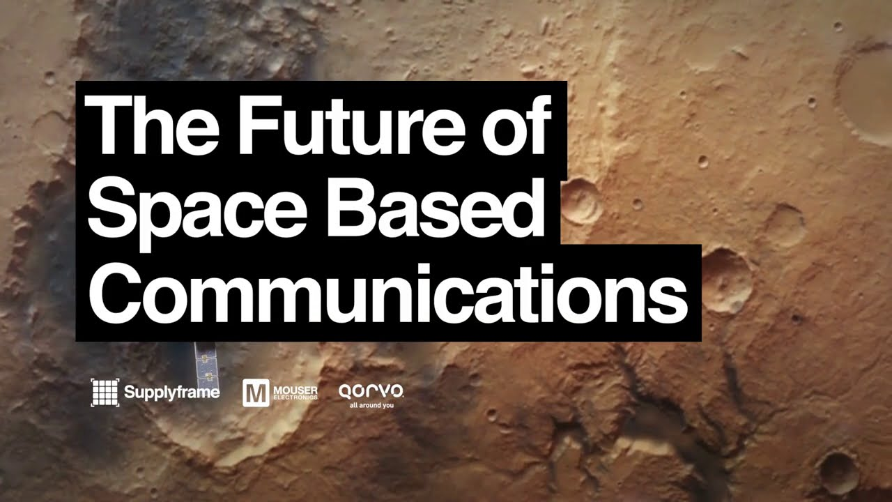The Future of Space-Based Communications