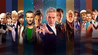 Doctor Who | 50 Years in the TARDIS | Hartnell - Capaldi