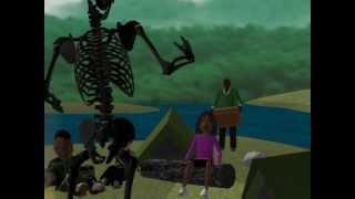 "Your Virtual World Presents ""The Ogre Of Rashomon"""