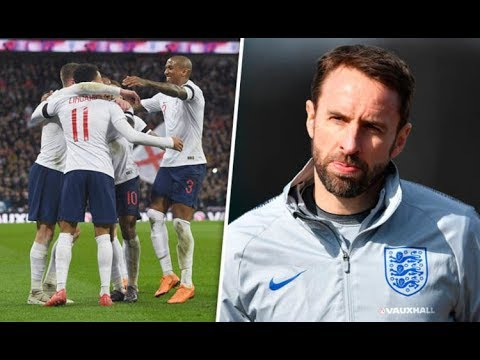 REACTING TO ENGLAND SQUAD!