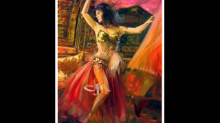 Sensual music for a bellydance