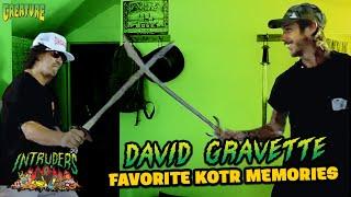 David Gravette's favorite King of the Road Memories | INTRUDERS Ep. 4 Bonus Clip!