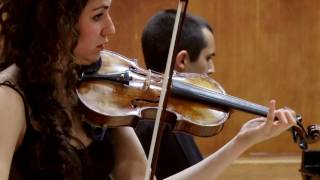 Beethoven / Violin Sonata no.5 / Goldman Programme / Jerusalem Music Centre