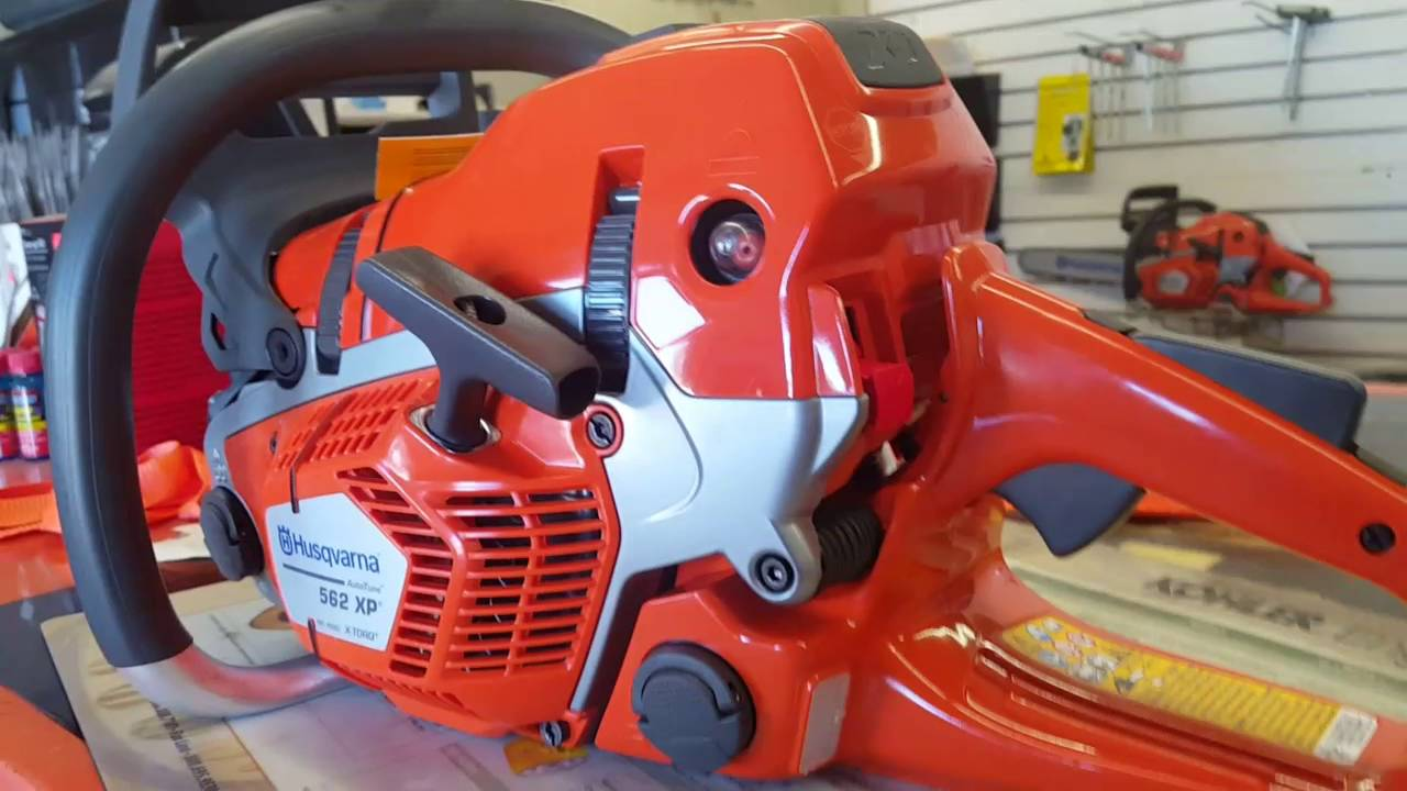 Husqvarna 562xp 2016 updated model youtube - Comparatif debroussailleuse stihl husqvarna ...