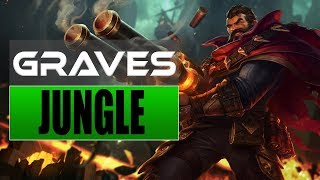 Graves Jungle Gameplay - Patch 9.17 (League of Legends Gameplay)