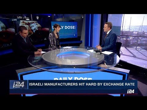 How Does The Israeli Shekel Being So Strong Affect Manufactures Who Work With US Companies?