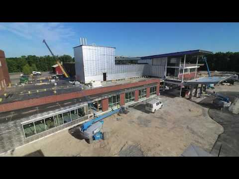dartmouth-hitchcock-manchester-expansion:-construction-time-lapse-ending-june-18th,-2020