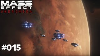 MASS EFFECT ANDROMEDA #015 - Kolonie Eos! - Let's Play Mass Effect Andromeda Deutsch / German