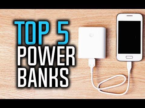 Best Power Banks In 2018!