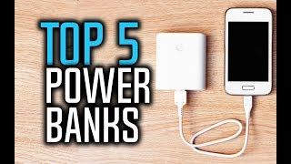 Best Power Banks in 2018!
