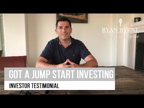 Getting a Jump Start in Real Estate Investing with Ryan Byrne in Huntington Beach