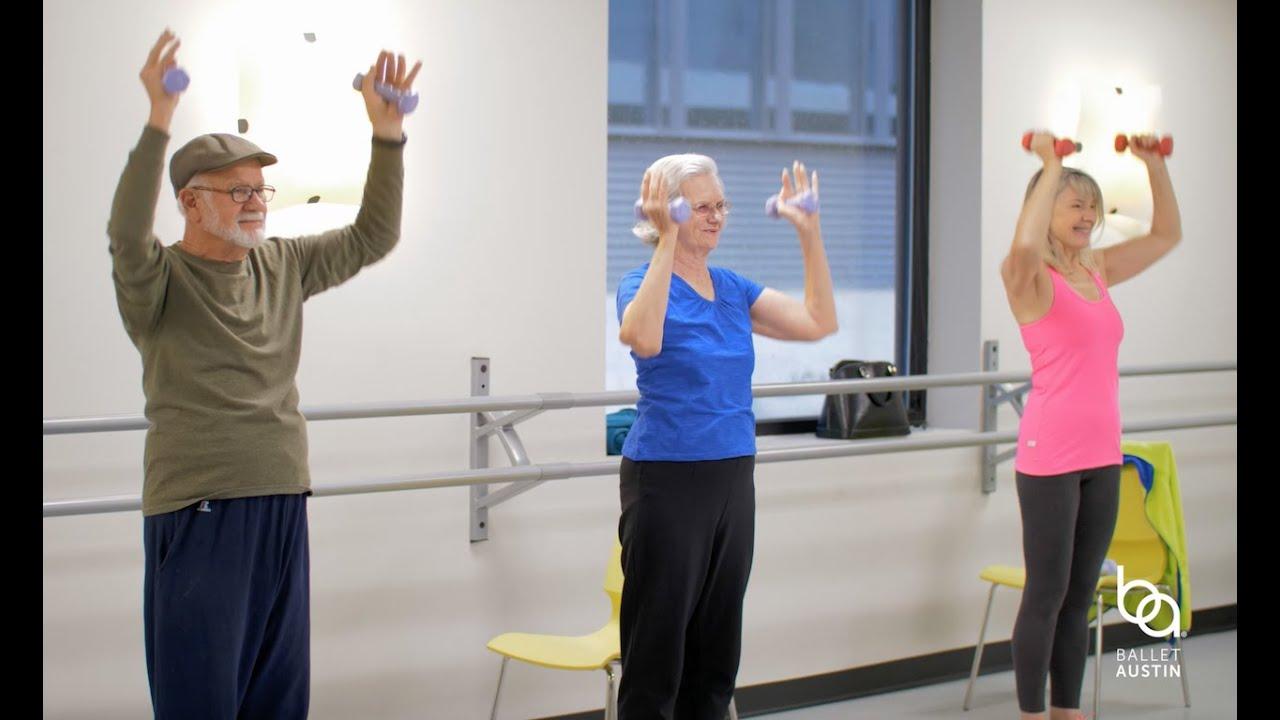 Active Life Workshops for Adults 50+ - Ballet Austin