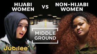 Does Hijab Oppress These Muslim Women? | Middle Ground