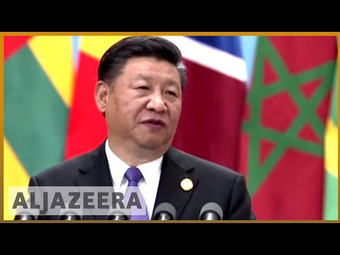 🇨🇳 🌍 China's Xi offers $60bn in financial support to Africa | Al Jazeera English