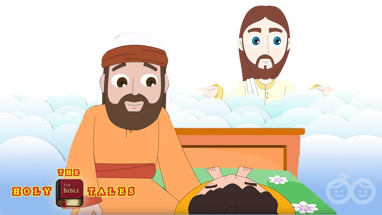 The Daughter of Jairus - Bible Stories For Children