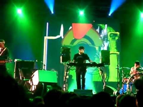 Animal Collective - Gotham (live @ Villette Sonique 2011)