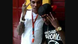 Vybz Kartel Ft Popcaan - We Never Fear Dem{So Bad Riddim]YVP....