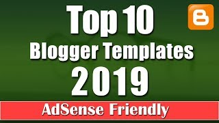 Top 10 Blogger Templates AdSense Friendly With Download Link Tutorial-18 [desimesikho] 2019