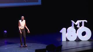 Nadège Nziza - Finale nationale MT180 édition 2018