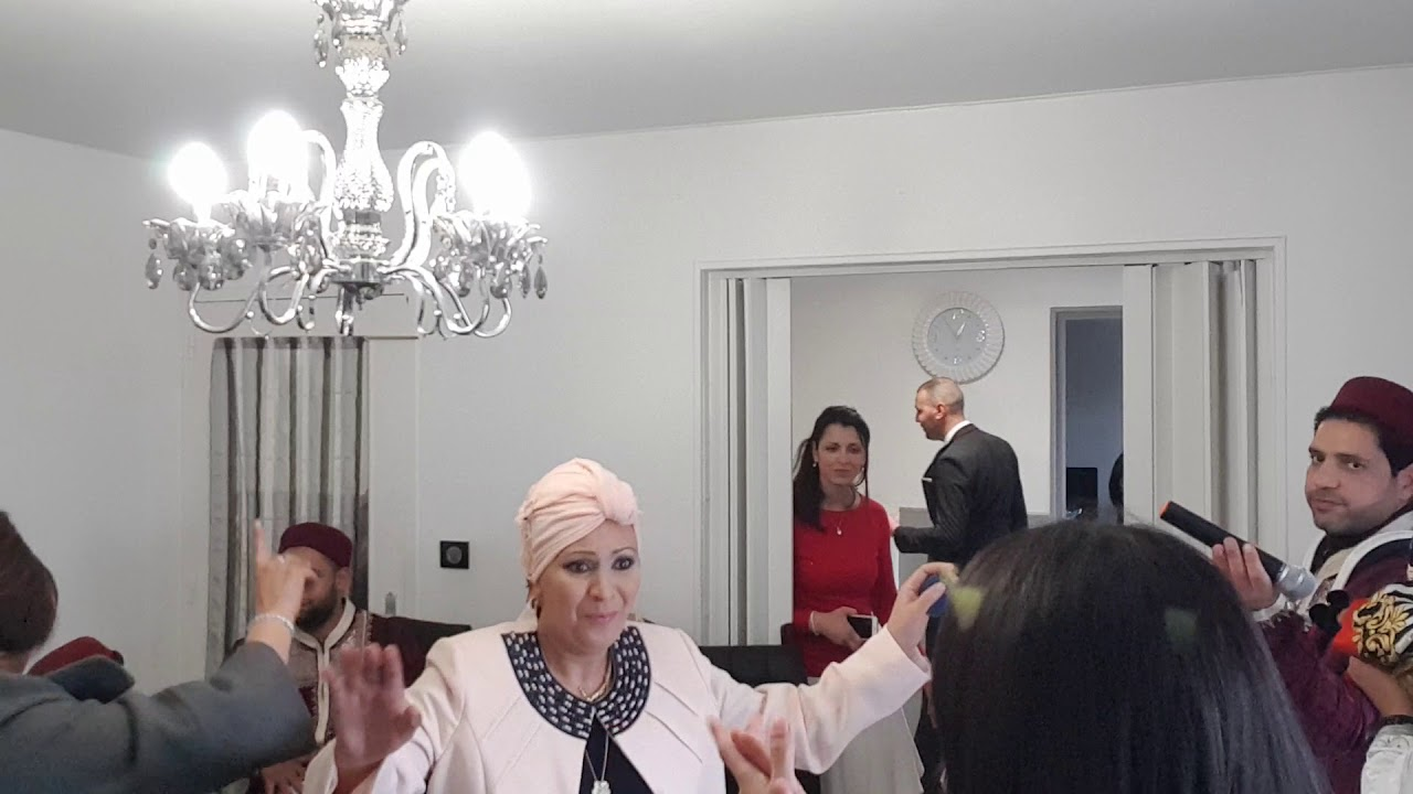 mezoued tunisien mariage