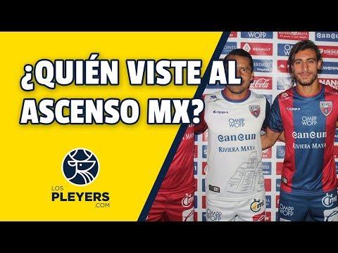 Las marcas que visten el Ascenso MX | Todo sobre el Ascenso MX