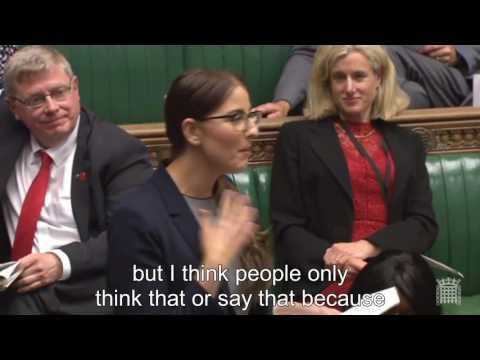 Laura Pidcock | Maiden Speech
