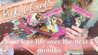 LOVE LIFE Pick a Card (Singles)