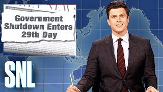 Weekend Update: Government Shutdown - SNL