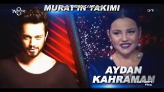 Aydan Kahraman-Sezen Aksu-Git | O ses Türkiye