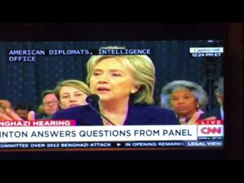 Mike Pompeo R Kansas Embarrassed At #BenghaziCommittee - Zennie62