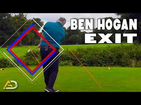 why-to-exit-and-release-left-in-golf|-like-ben-hogan-and-the-pros