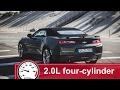 SOUND: Chevrolet Camaro Convertible 2.0L Turbo