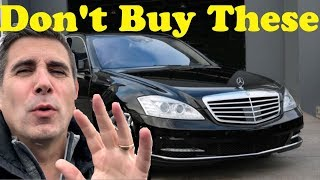 Download 5 Of The Worst Luxury Cars To Buy and Own! Mp3 and Videos