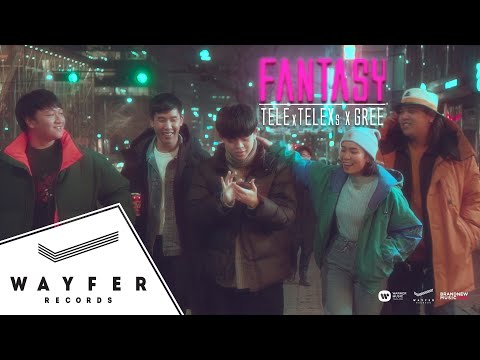 TELEx TELEXs X GREE - Fantasy【Official Music Video】
