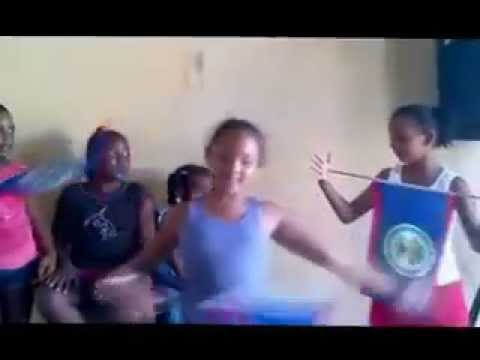 I AM BELIZE 2012 Dance by Holy Redeemer Girls.mp4