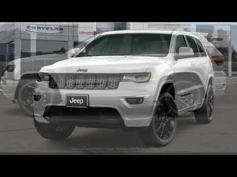 2020 Jeep Grand Cherokee Altitude 4x4 Youtube