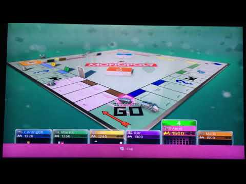 Corang15 Plays... Monopoly Plus! Game 8, Part 1 |