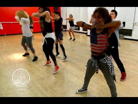Calvin Harris ft. John Newman| Blame | Choreography by Viet Dang