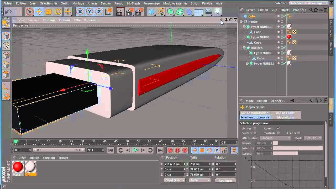 USB Flash Drive Cinema 4D Speed Art YouTube