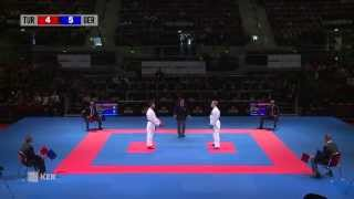 Noah Bitsch vs Serkan Yagci Bronze Medal