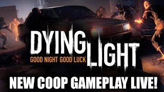 Dying Light New Gameplay Walkthrough EGX 2014: Coop, Multiplayer PVP & Parkour PS4 Xbox One PC