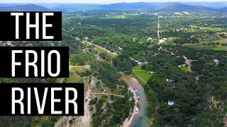 The Frio River | Concan, Texas