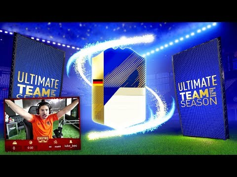 3 GUARANTEED ULTIMATE TOTS SBC PACKS ICON FIFA 18